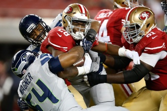 Holes in 49ers' Offensive Line Can't Be Overcome