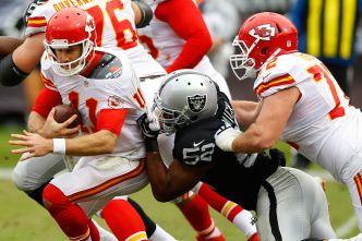 Raiders Now Viewed as Having an Elite Defensive Front