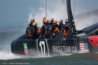 Oracle Team USA Wins America's Cup