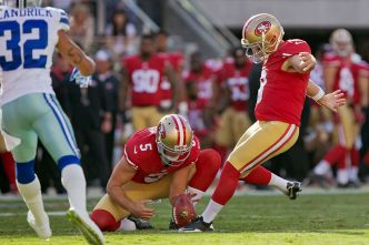 Dawson Still Excellent on a 49ers Team That Isn't