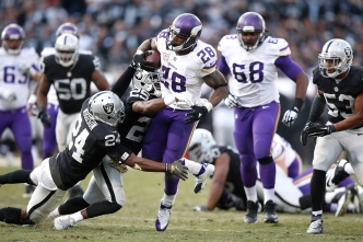 Raiders' Run Defense Has Been Torn Apart