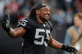 Raiders' Moore Eager to Learn, Improve in 2015