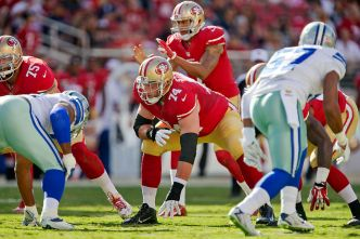 With Season Now Lost, 49ers Ponder Trading Staley