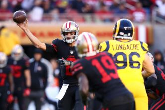 Niners' Shanahan Will Stick with Hoyer vs. the Colts