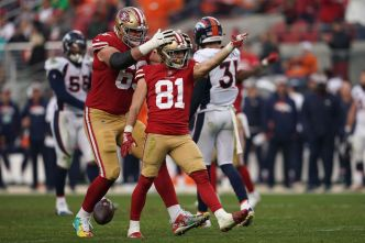 Niners' Trent Taylor Eager to Rebound in 2019