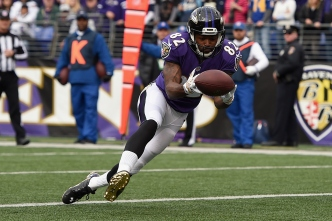 Torrey Smith Finally Gives 49ers a Deep Threat