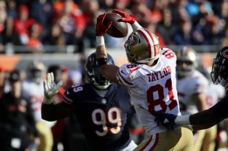 Trent Taylor Shows He May be Garoppolo's Go-To Receiver