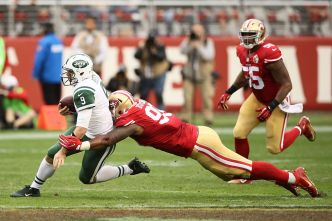 49ers' Buckner is Riding Through Roller-Coaster Rookie Year