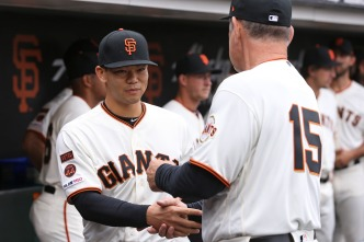 Breaking Down Giants' Roster Moves Through 50 Games