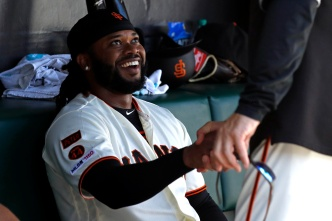 Even With Limits, Johnny Cueto Puts Up Second Straight Strong Start