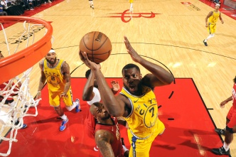 Warriors Unable to Keep Up With Harden, Rockets