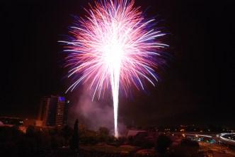 Rotary Club of San Jose Centennial Firework Show