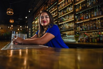 Bay Area Woman a Top 10 Bartender in America