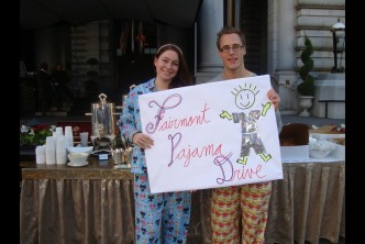 Fairmont San Jose 10th Annual Pajama Drive