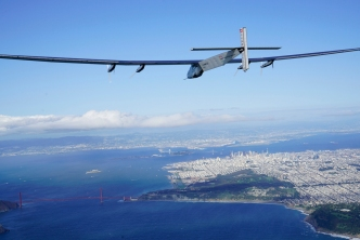 Solar Impulse 2 Leaving Bay Area Monday Following Extended Stay