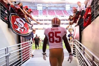 Vernon Davis's Future Again Seems Bright With 49ers