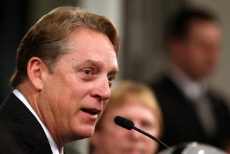 Raiders' Del Rio Not Shy About Optimism