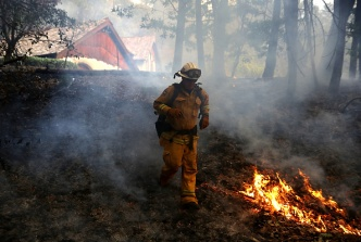 Utilities to Bill Customers for Settlements in Wildfires