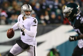 New Raiders QB Coach Likely to Focus on 'Specific Stuff'