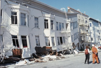 New Staggering Stats for SF Earthquake Risk
