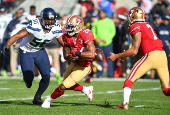 49ers Comeback Falls Short, Lose to Seahawks in Finale