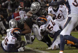 Raiders Continue to Rebuild at Linebacker