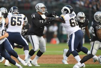 Time May Be Running Out for Raiders' Vanderdoes