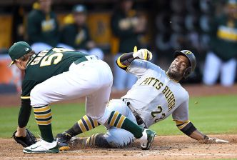 Pirates Hand Athletics Third Straight Loss