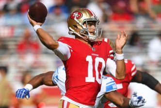 With Minicamp Complete, Garoppolo Ready to Continue Work