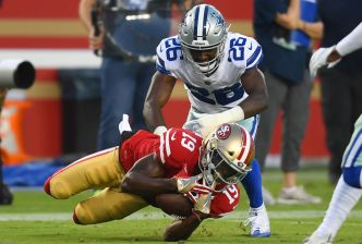 49ers Wide Receivers Will Battle for Jobs Thursday Night
