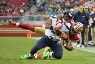 Niners' Reid Has Back-to-Back Strong Games