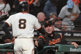 Bumgarner's Pinch-Hit Walkoff Single Wins It For Giants