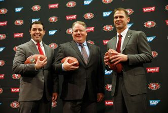 Niners' Revolving Door Must Stop Spinning Now