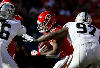 Raiders' Gruden Calls Out Mario Edwards Jr.