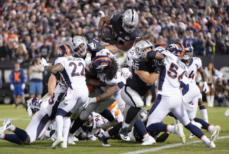 Raiders Open Strong With Victory Over Broncos