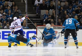 Sharks Eliminated from Playoffs After Game 6 Loss to Oilers