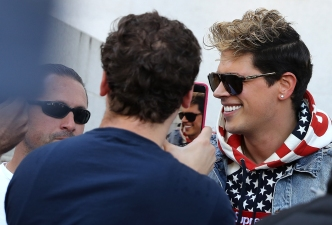 Milo Makes UC Berkeley Appearance Short, Pledges Return