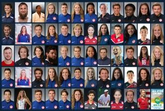 One in Nine U.S. Olympians Has Ties to Bay Area