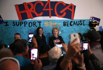 Clinton to Speak at Oakland School, SF Fundraiser