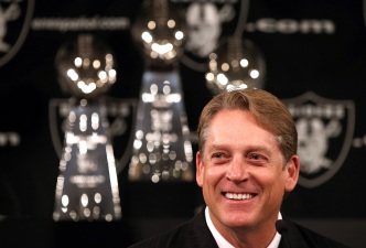 Del Rio Eager for Raiders' Preseason Debut