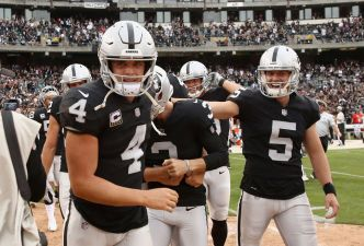 Raiders Punter Townsend's Struggles Hurting Raiders