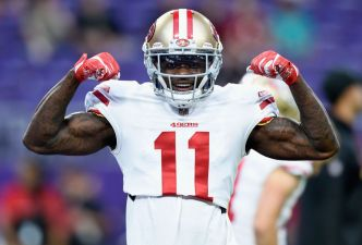 Niners' Goodwin Appears Poised for Breakout Season