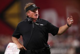 Gruden: 'We Have Some Tough Decisions to Make'