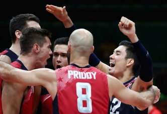 Stanford's Shoji Brothers Capture Bronze in Men's Volleyball