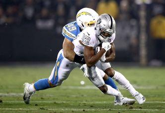 Raiders Need Zay Jones to Step Up vs. the Chiefs