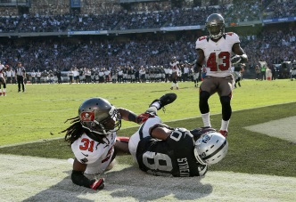 Raiders' Streater Eager to Play Again