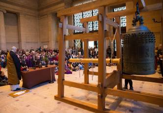 Asian Art Museum 33rd Annual Japanese New Year Bell-Ringing Ceremony