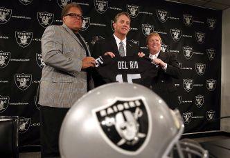 Raiders' McKenzie Deserves Executive of the Year Honor