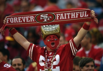 Niners Among Favorites to Win Super Bowl 50