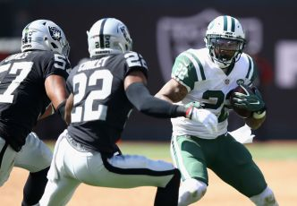 Conley's Impressive Debut a Good Sign for Raiders